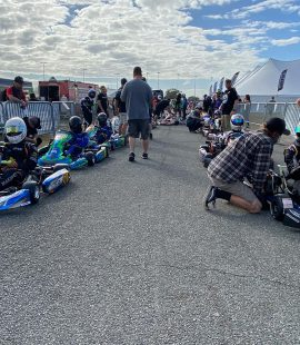 Daytona KartWeek Kart Racing