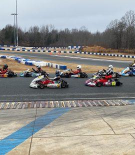 GoPro Motorplex Karting Kart