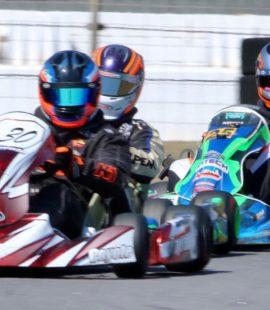 lo206 briggs kart racing