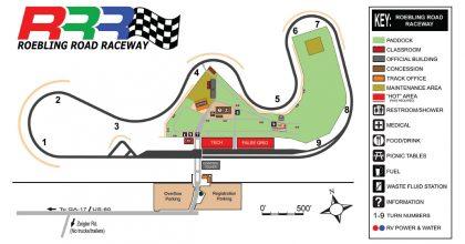 Roebling Road Raceway