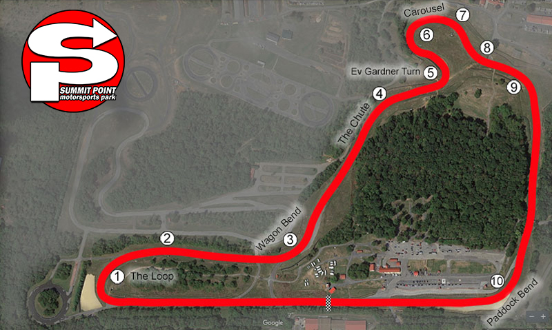 Summit Point Main Circuit