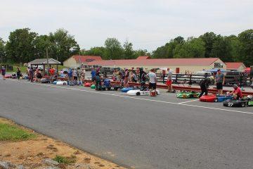 Summit Point Go Kart Racing