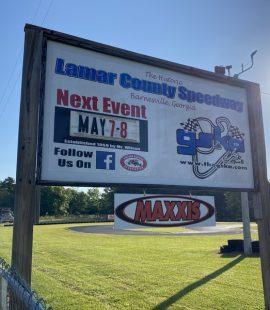 Lamar County Speedway Barnesville, GA