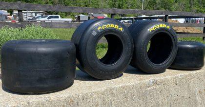 Cobra Tire kart karting