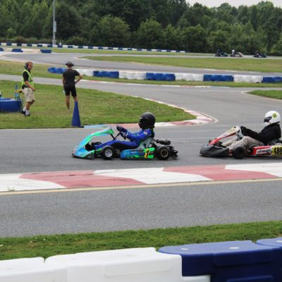Linsell leads Rink