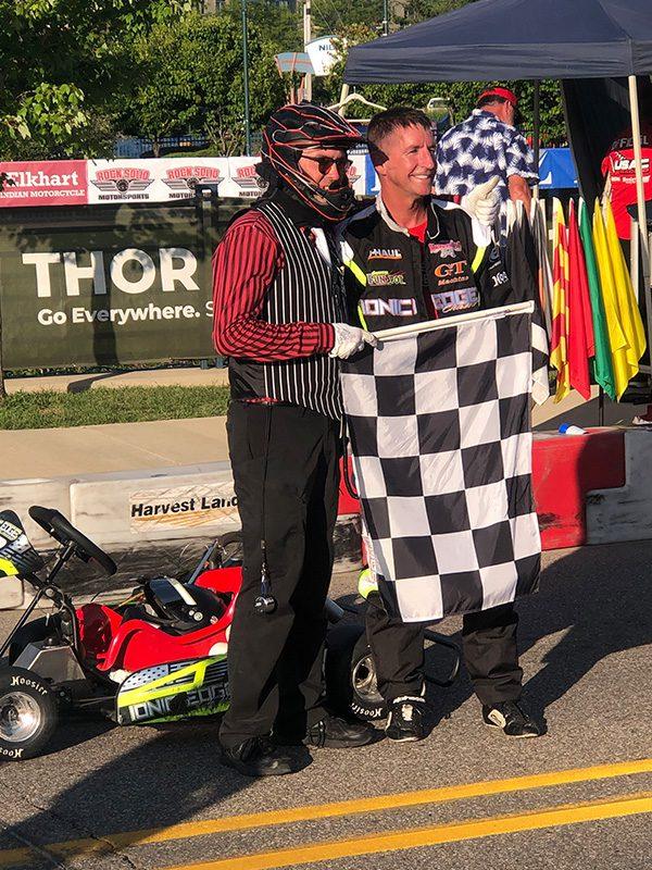 206 Masters winner Jeff Scott (Scott photo)